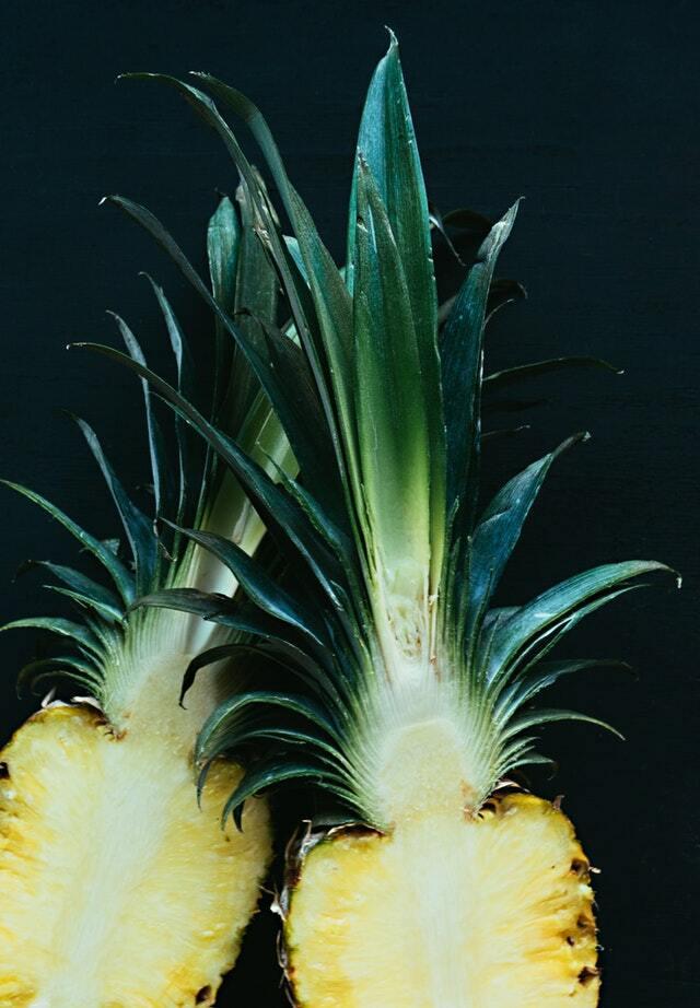 Piña Baby fruta exótica